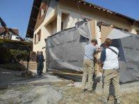 Extension bois et rénovation sur maison traditionnelle, Villers-Le-Lac