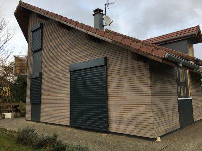 Relooking de façades à Fournets-Luisans (2016), Fournets-Luisans