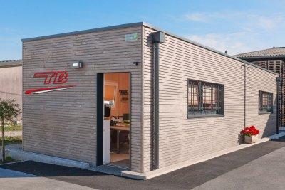 NEST TB 2020 (2x25m2), Maiche