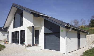 Villa D , Villers-Le-Lac (2012)