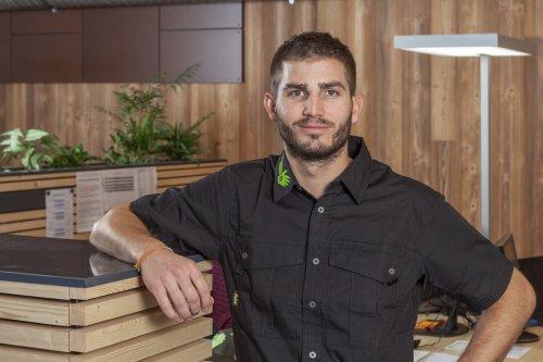 Alan - Responsable bureau d'études - Chargé d'affaires en bâtiments